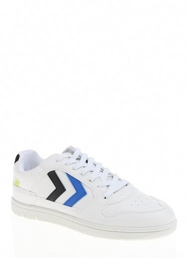 Hummel Ayakkabı Power Play Low 208702-9001 Beyaz